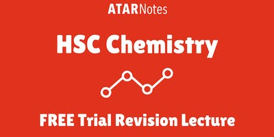 Chemistry - FREE Trial Revision Lecture (Repeat 2)