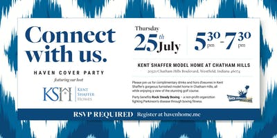 July 2019 Cover Party Featuring Kent Shaffer Homes