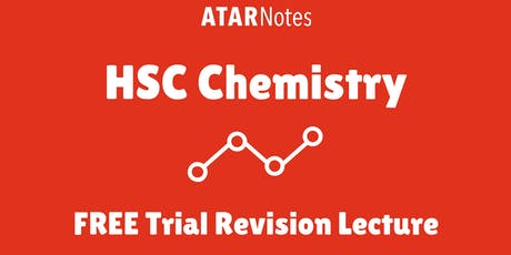Chemistry - FREE Trial Revision Lecture (Repeat 3) tickets