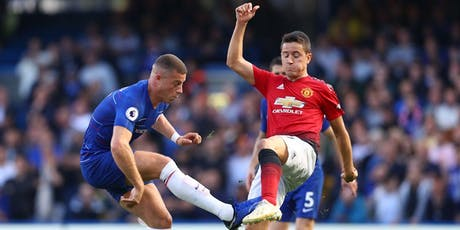 Man United vs Chelsea New Orleans Watch Party tickets