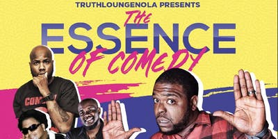 Essence of Comedy Show