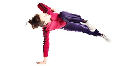 Breakdance-Workshop (Wien-Hietzing, 26. – 27.10.)