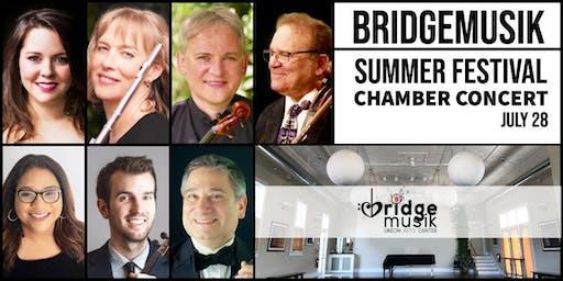 BridgeMusik Summer Festival Chamber Concert