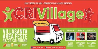 Crivillage - Street Food & Music Fest 2019 | Villasanta