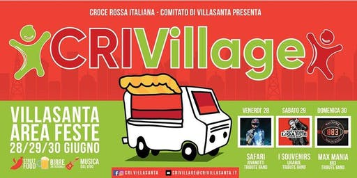 Crivillage - Street Food & Music Fest 2019 | Villasanta
