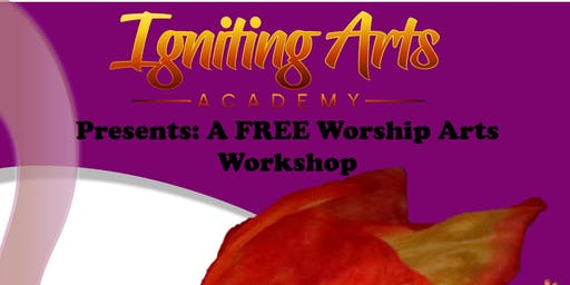 A Free Worship Arts Workshop