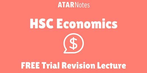 Economics - FREE Trial Revision Lecture