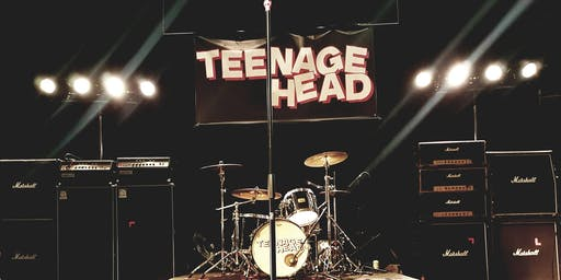 TEENAGE HEAD with Johnny & the G rays & Hailee (standing room only show)