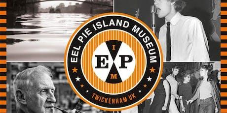 Talk & Walk at the Eel Pie Island Museum tickets