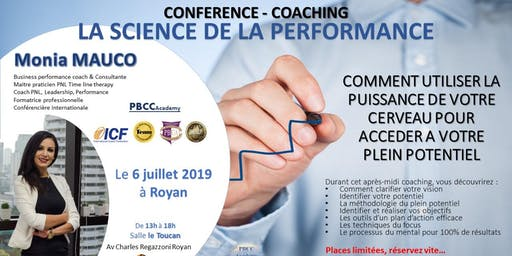 Conférence - Coaching La Science de le Performance