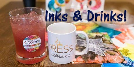 Inks and Drinks tickets