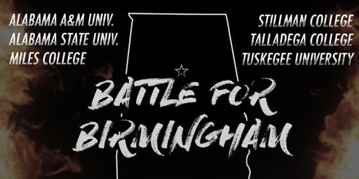 "2019  ""BATTLE FOR BIRMINGHAM"" Battle of the Bands"