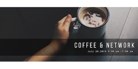 COFFEE & NETWORK  tickets