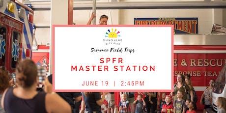 Sunshine City Kids Fire Station Tour tickets