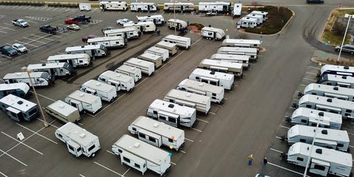 Larry's RV Show at Lowe's