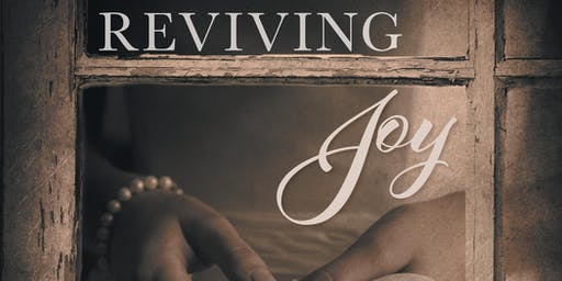 Book Launch Party! Presenting REVIVING JOY by local author