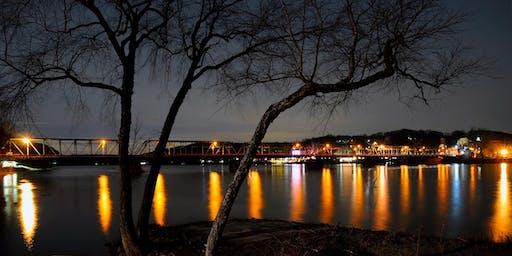 Lambertville Full Moon & Nighttime Photo Tour