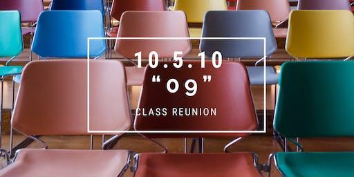 "Mesquite H.S class of ""09"" Reunion"