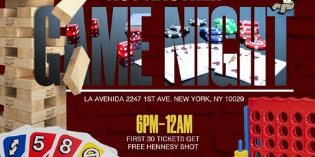 Not Another Game Night 2 tickets