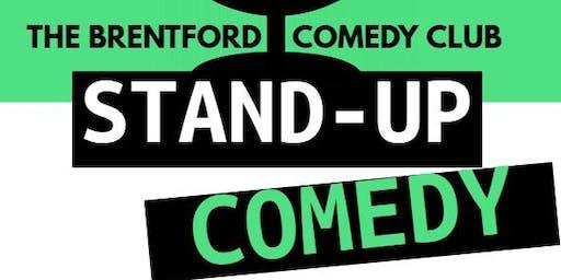 The Brentford Comedy Club, LAUNCH NIGHT!!