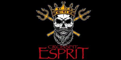 CROSSFIT ESPRIT- Body Composition Testing