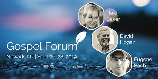 Gospel Forum 2019