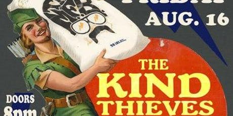 The Kind Thieves and The MFB tickets