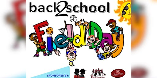 Back2School Field Day