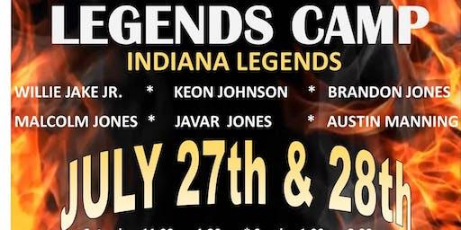 Legends Boxing Camp