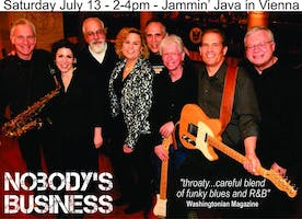 Nobody's Business Blues Band