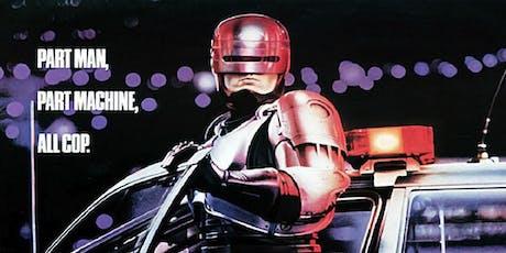 SciScreen: RoboCop tickets