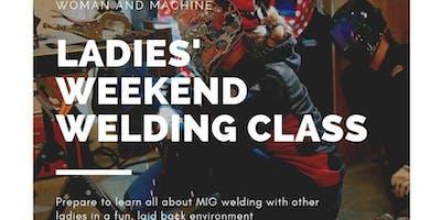 Ladies' Weekend Welding Class