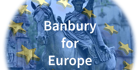 Banbury for Europe Social, Sign-up and Suggestions Evening tickets