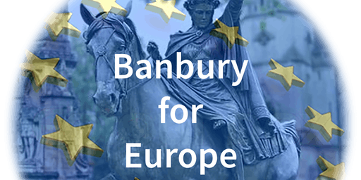 Banbury for Europe Social, Sign-up and Suggestions Evening