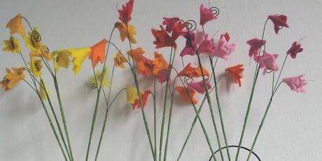 Flowers 'n' Felt Workshop tickets