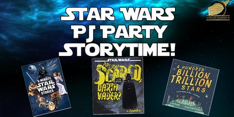 Star Wars PJ Party Storytime! tickets
