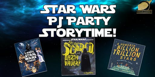 Star Wars PJ Party Storytime!