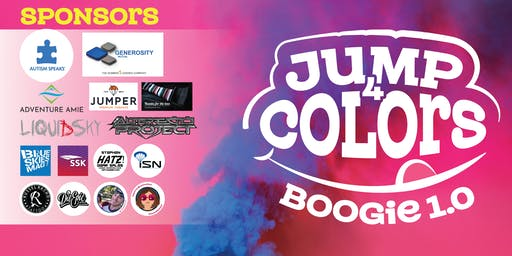 Jump 4 Colors Boogie 1.0 - AUTISM SPEAKS CHARITY