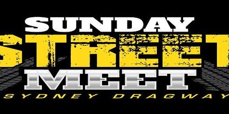 Sunday Street Meet 30 June 2019 tickets