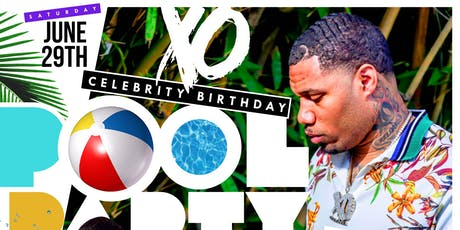 XO Birthday Celebrity Pool Party Hosted by Alexis Skyy tickets