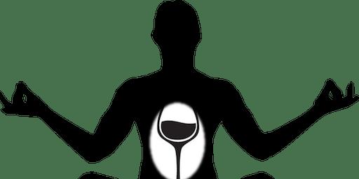 Relax w/ Yoga & Wine