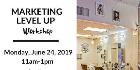 Marketing Level Up Workshop  tickets