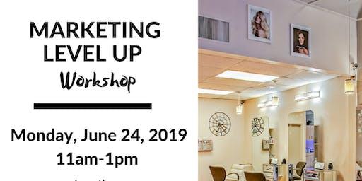 Marketing Level Up Workshop