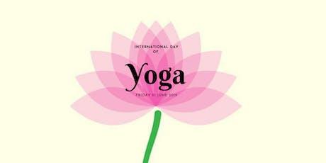 International Day Of Yoga - Copenhagen tickets