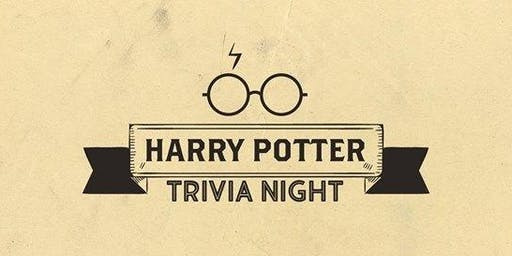 Harry Potter Trivia- Book Based!