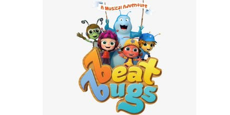 Chrysalis Kids: Beat Bugs A Musical Adventure tickets