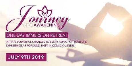 Journey into Awakening-Burlington-VT-One-Day-Immersion Retreat tickets