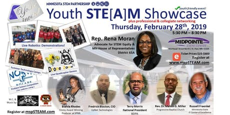 Youth STE[A]M Showcase & Celebration [Minnesota STEM Partnership] 2020 tickets