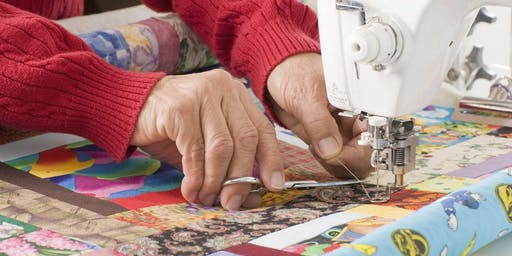 Senior Circle Quilting Workshop