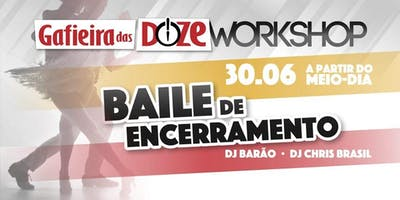 Baile de encerramento - Workshop G12